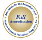 human research accreditation