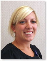 Kristen Rice PT DPT, works at riverview physical therapy located in Bay City MI