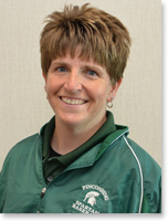 Amy Metiva Athletic Trainer