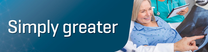 simply greater campaign banner