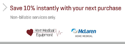 medical supplies coupon