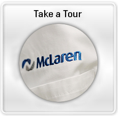 take a tour button
