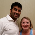 BRAvo dancer profile: Debbie Norris and Dr. Neal Bhatt thumbnail