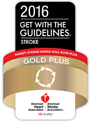 "McLaren Northern Michigan Receives ""Get with the Guidelines"" - Gold Plus and Stroke Honor Roll Elite Plus Award"