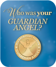 Who was your guardian angel image