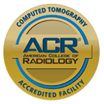 American College of Surgeons accredited CT Scanning