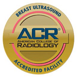 American College of Surgeons accredited Breast Ultrasound