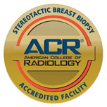 American College of Surgeons accredited Stereotactic and Ultrasound Breast Biopsy