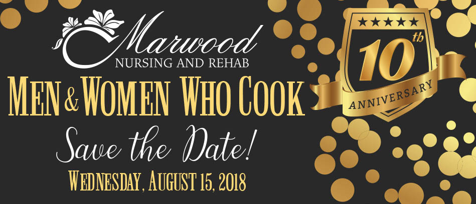 Marwood - Banner: Men Who Cook