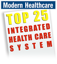 modern healthcare rated mclaren health care top 25 integrated health systems