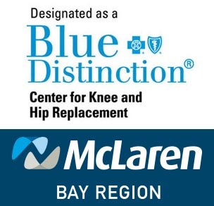 McLaren Bay Region Earns Blue Distinction® Center+ Designation for Quality and Cost-Efficiency in Knee and Hip Replacement Surgeries