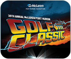 39th Annual McLaren Port Huron Charity Golf Classic is on July 10
