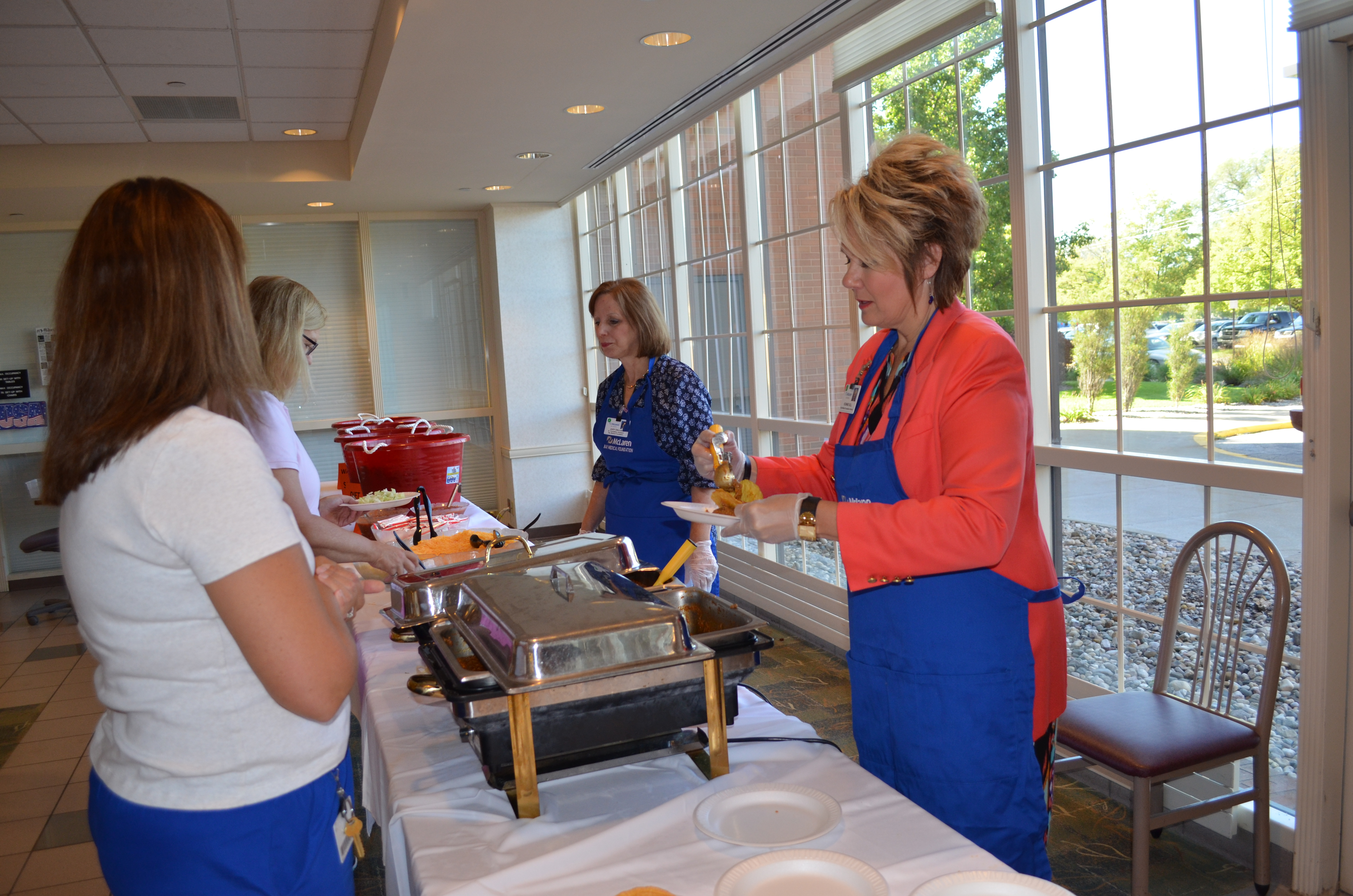 2015 Employee FUNd Drive Luncheon photo gallery
