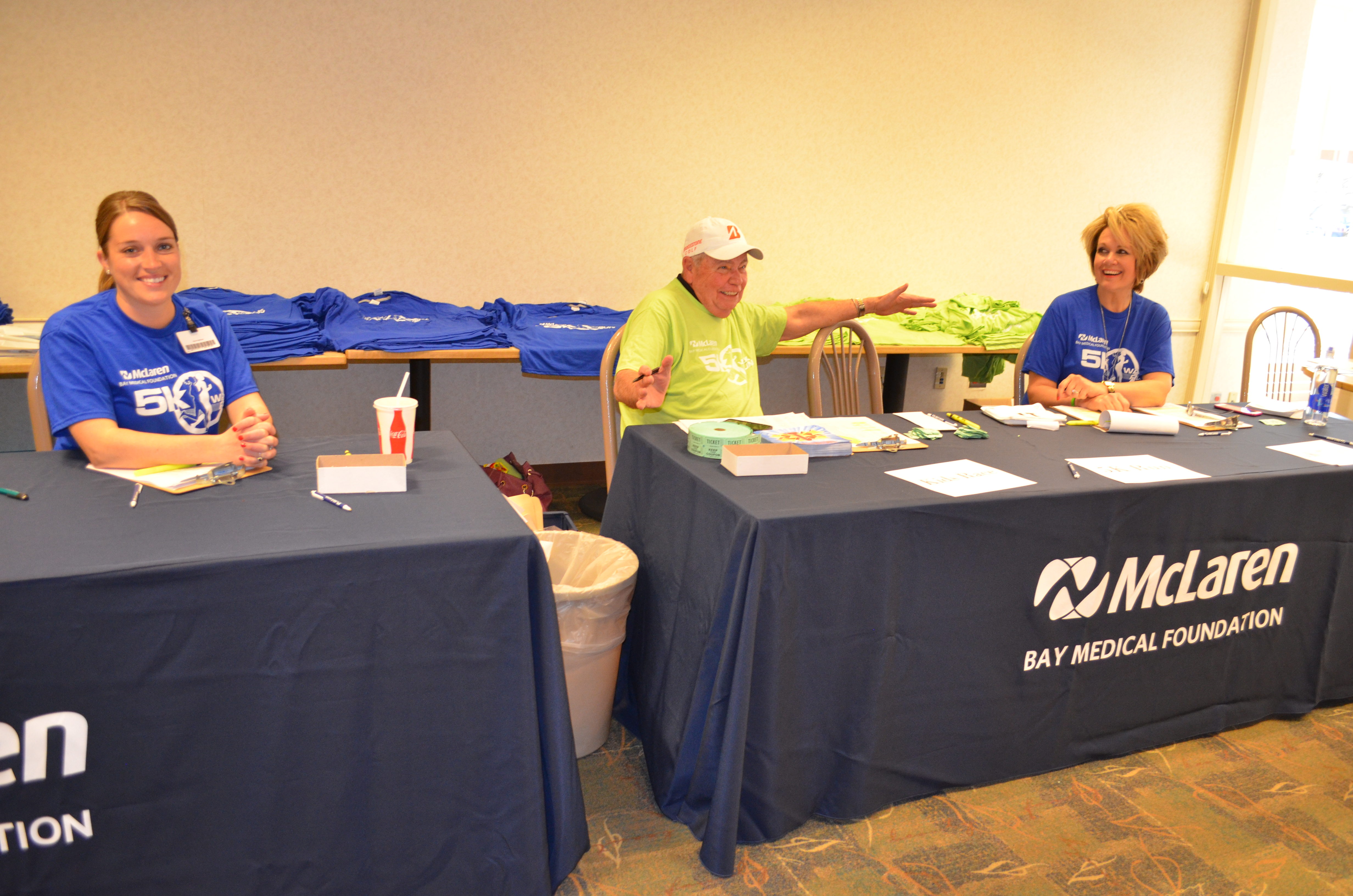 McLaren Bay Medical Foundation 5K Walk/Run Fitness Expo photo gallery
