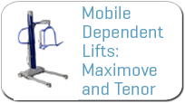 patient lifing mobile equipment