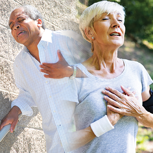 Heart Attack Symptoms: Men vs. Women