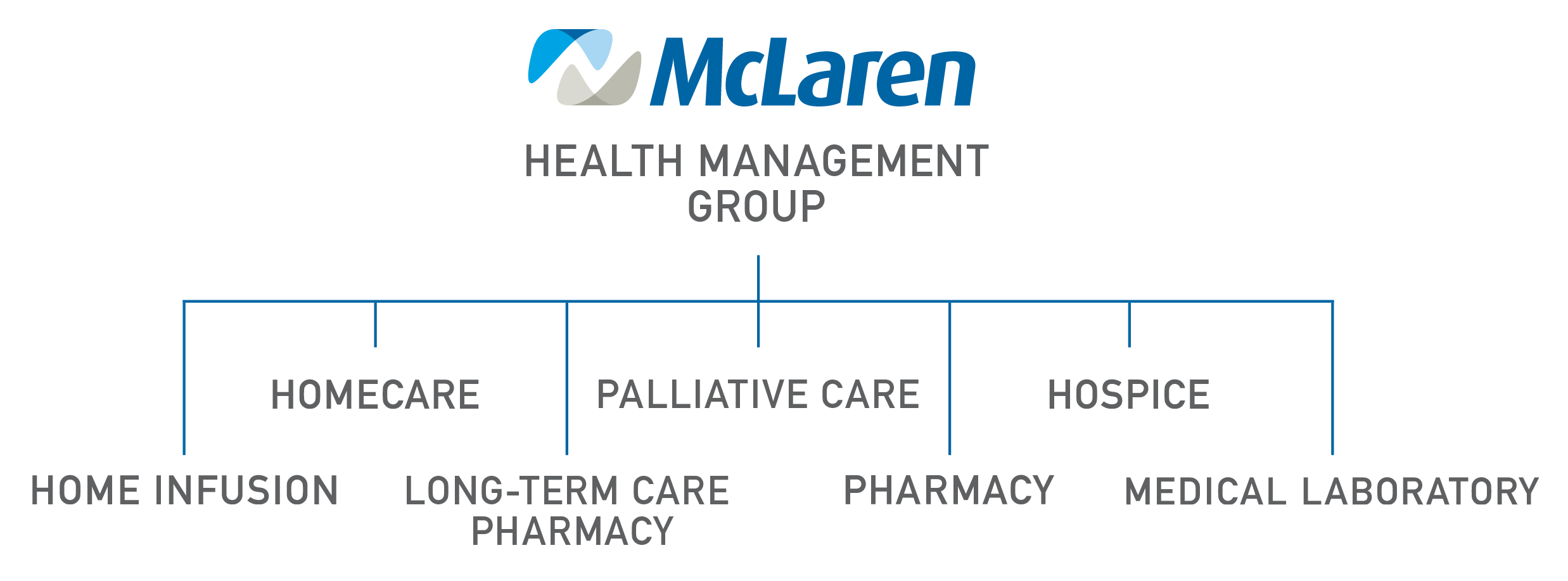 Amazing McLaren Health Management Group Divisions