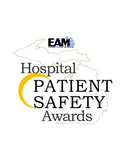 Hospital Patient Safety Award logo