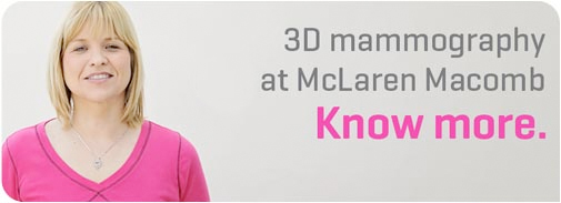 Womens health breast mammography 3D tomography