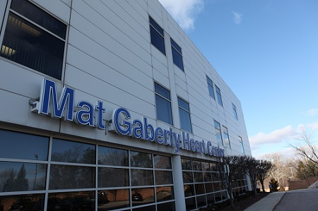 mat gaberty heart center