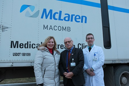 McLaren Macomb, Macomb Food Program partner to serve the