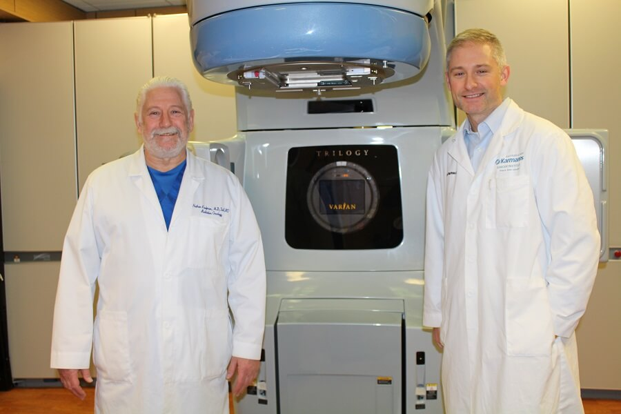Father/Son Team Leads Petoskey's Radiation Oncology Practice