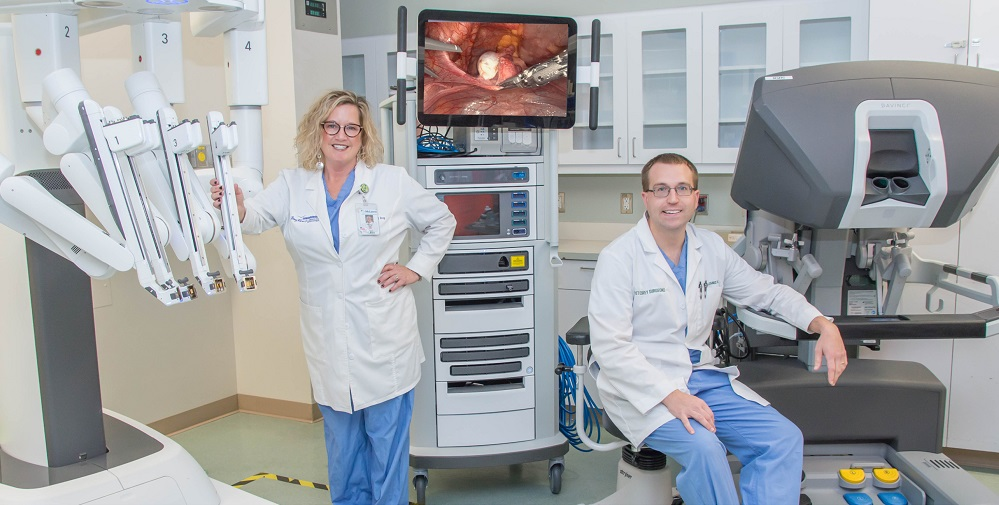 Robotic Surgery Now in Petoskey