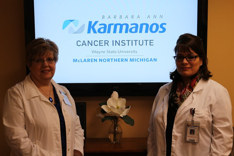 Community Foundation Grants Support Oncology Patients, Nurse Navigator Program at McLaren Northern Michigan