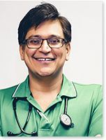 Image of Mandhir Jamwal , MD