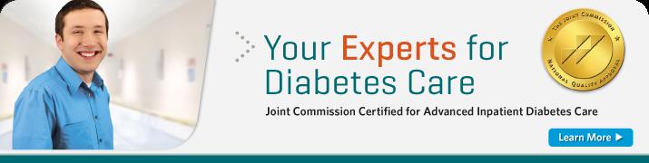 Your experts for Diabetes Care - McLaren Port Huron