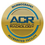 American College of Surgeons accredited Mammography