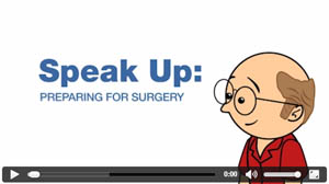 speak-up video image