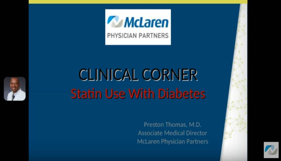 Statin use in diabetics thumb nail