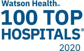 IBM Watson 100 top hospital 2020