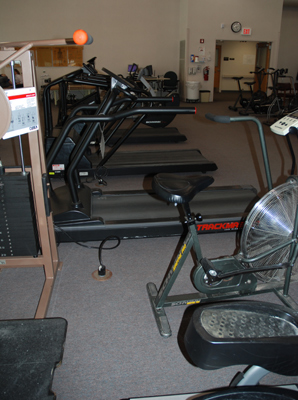 Center for Rehab equipment