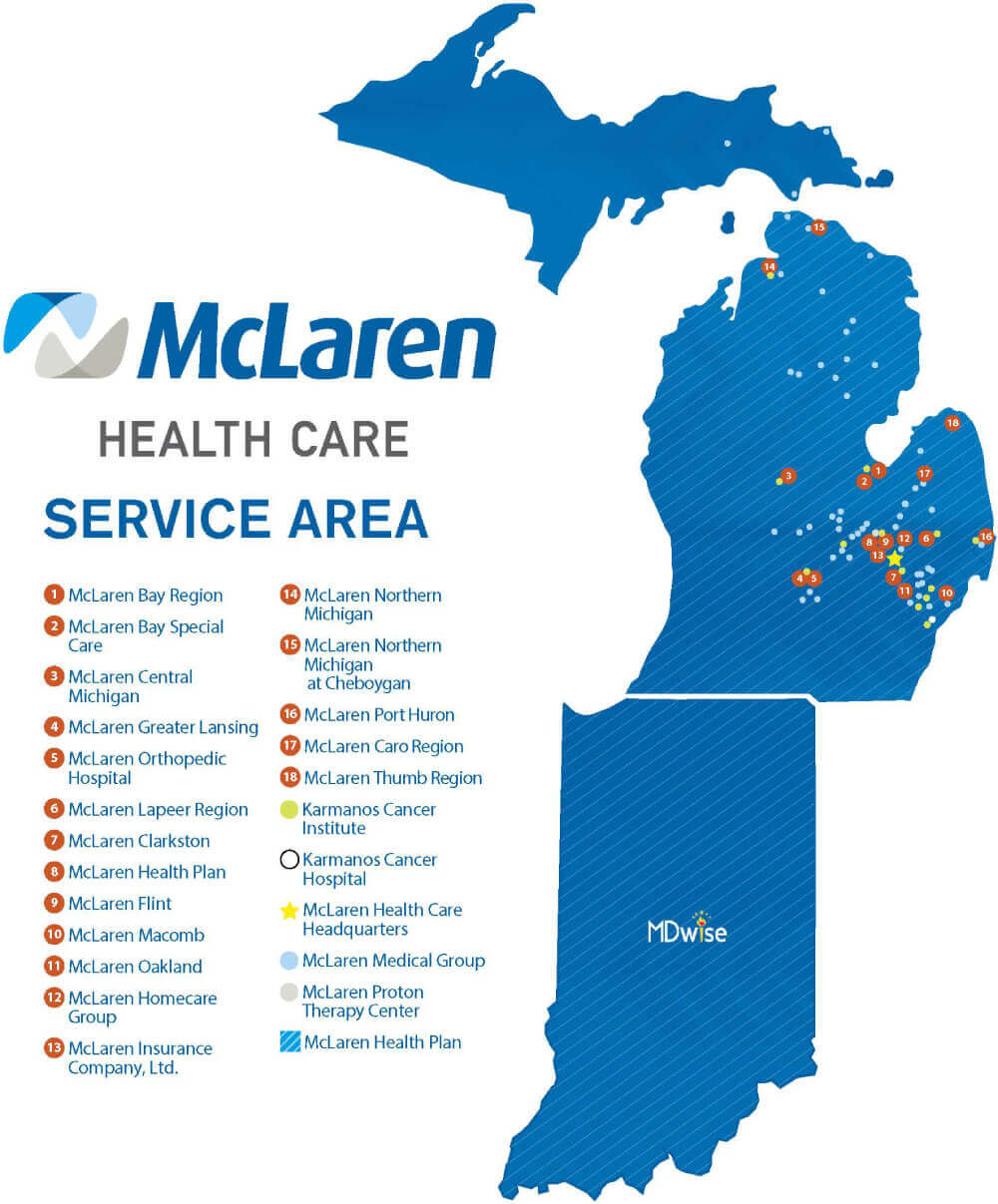 About McLaren Health Care