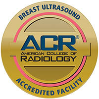 breast ultrasound accreditation logo